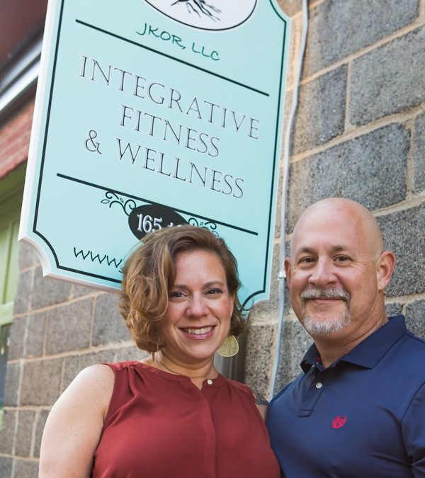 Husband and Wife Grassroots Business For Wellness